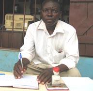 Anthony Mayambala, Nansana LC1 East 2 Chairman.